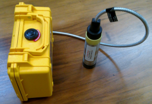 ParticleSENSE® Oil Particulate Monitor, Photo taken by Ashutosh Sharma